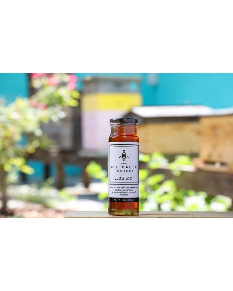 Savannah Bee Company Bee Cause Honey 12oz