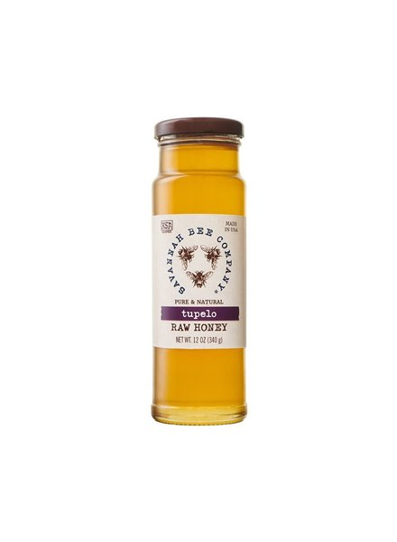 Savannah Bee Company Tupelo Honey 12oz