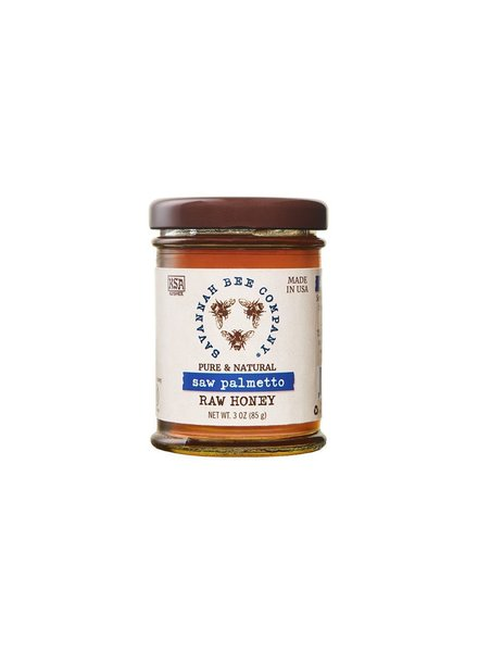 Savannah Bee Company Saw Palmetto Honey 3oz