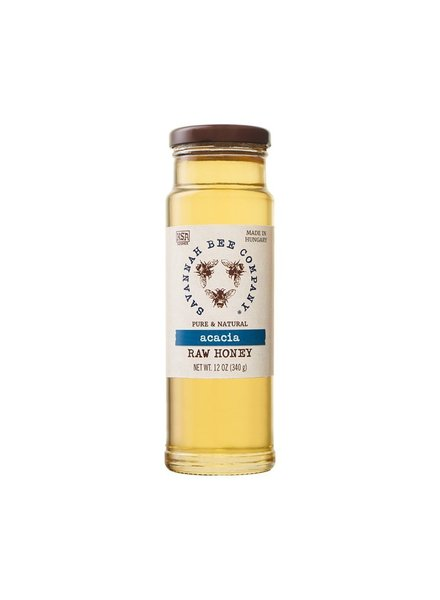 Savannah Bee Company Acacia Honey 12oz