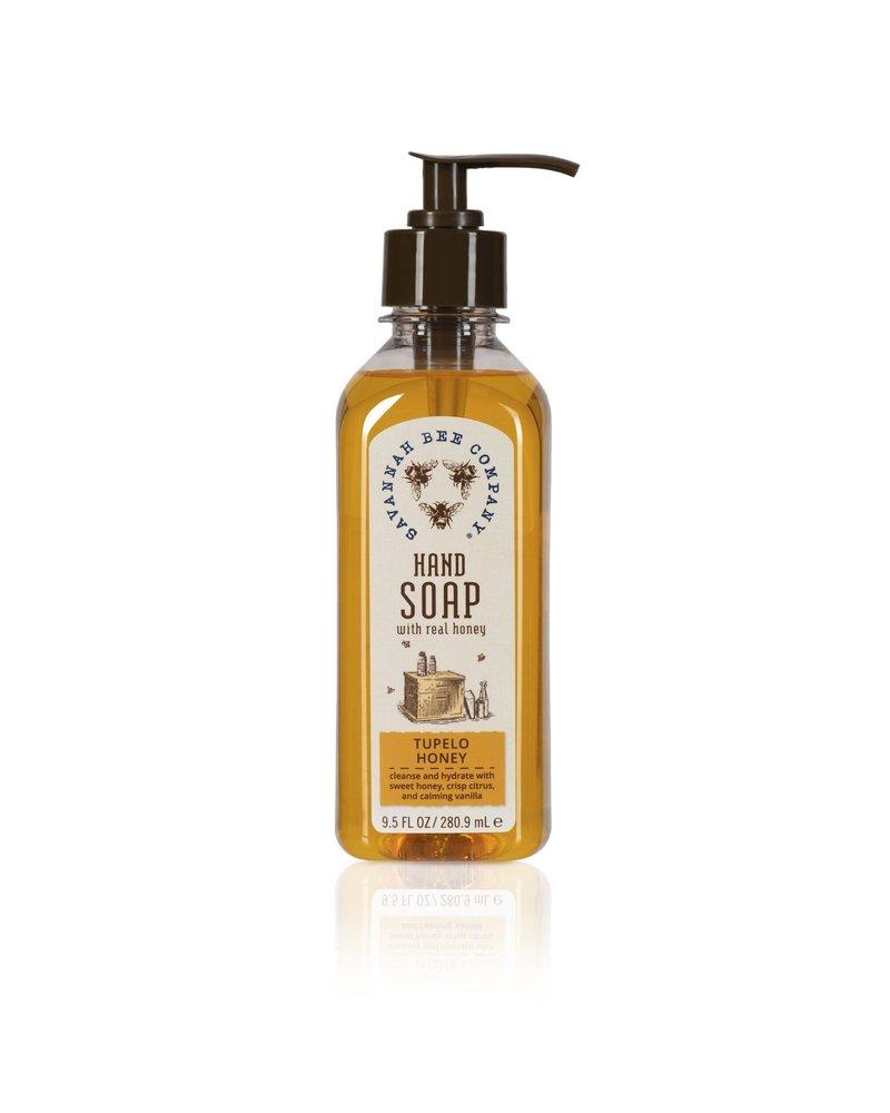 Savannah Bee Company Hand Soap Tupelo Honey