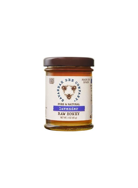 Savannah Bee Company Lavender Honey 3oz