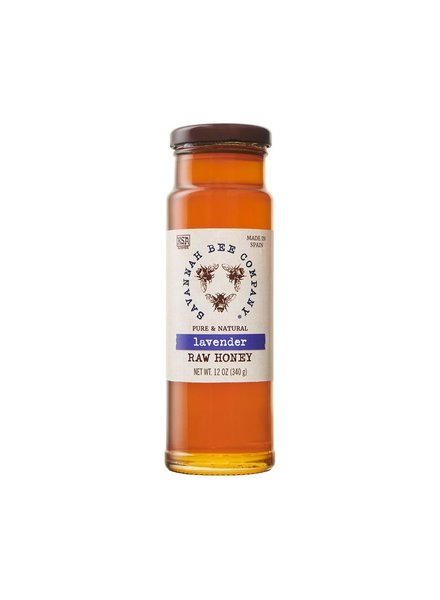 Savannah Bee Company Lavender Honey 12oz