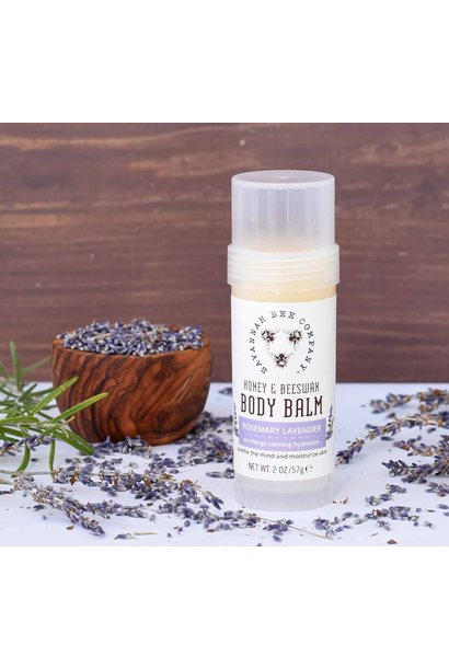 Body Balm Rosemary Lavender