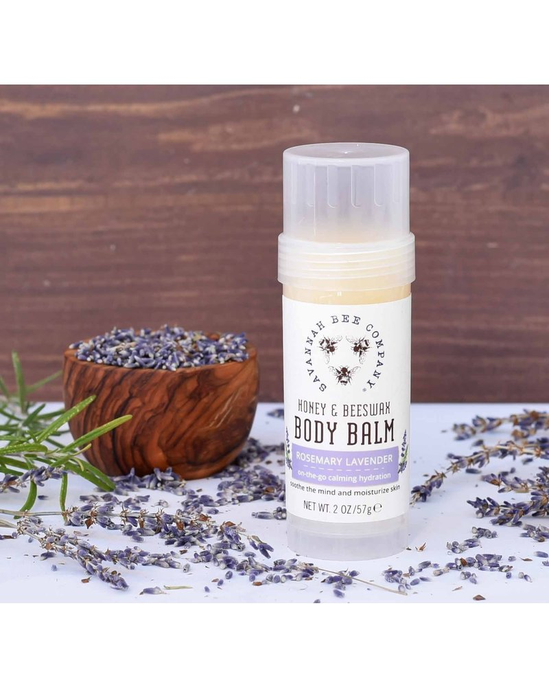 Savannah Bee Company Body Balm Rosemary Lavender