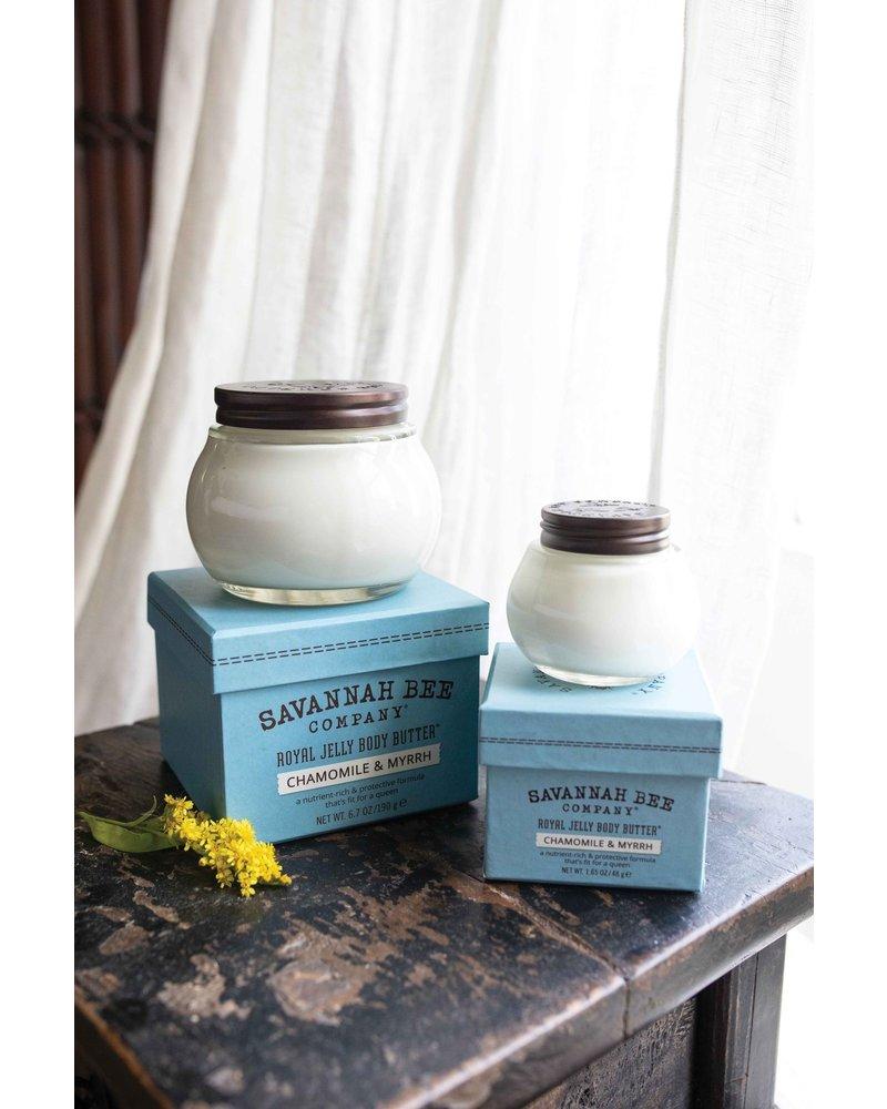 Savannah Bee Company Royal Jelly Sensitive Skin Lrg