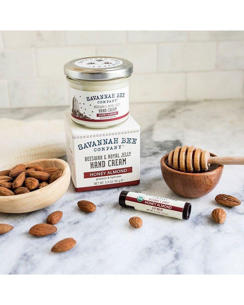Savannah Bee Company Hand Cream Honey Almond 3.4oz