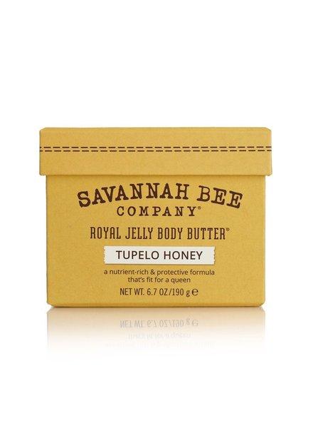 Savannah Bee Company Royal Jelly Tupelo Honey Lrg