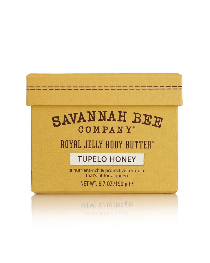 Savannah Bee Company Royal Jelly Tupelo Honey Lrg