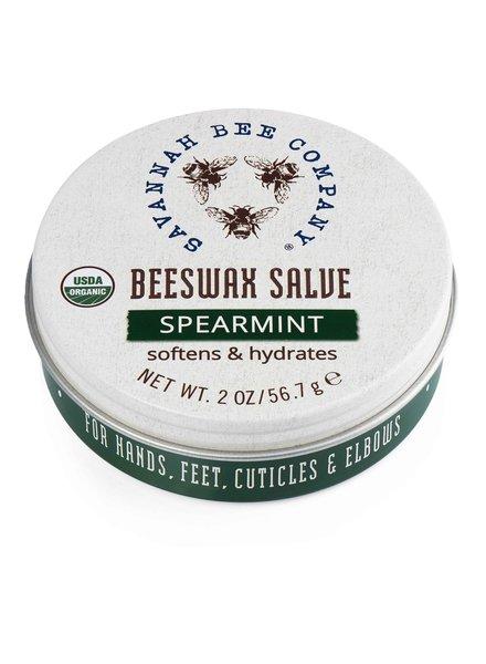 Savannah Bee Company Hand & Nail Salve Spearmint