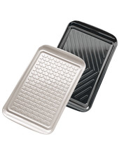 Tovolo BBQ Tray Clean Flip