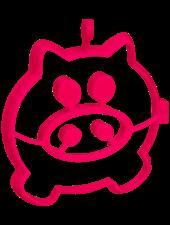 Tovolo Breakfast Shaper Pig