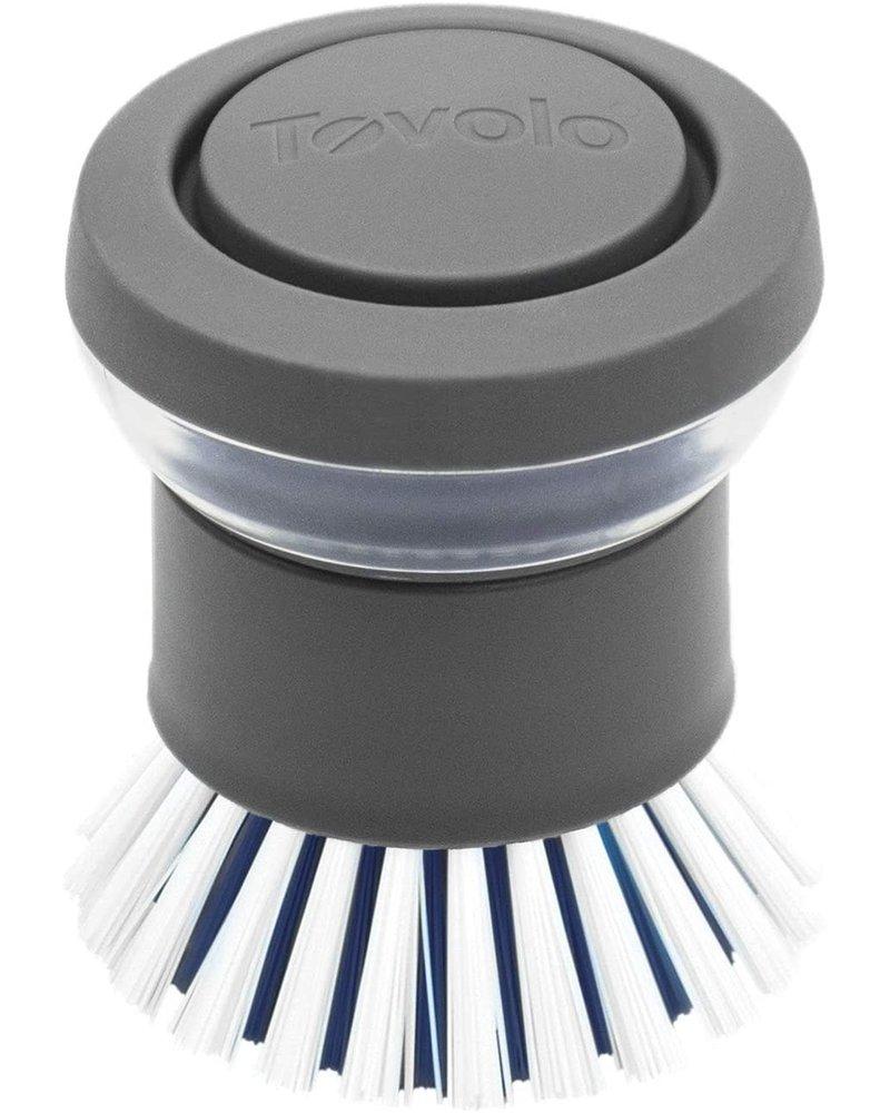 Tovolo Brush Soap Twist N' Scrub