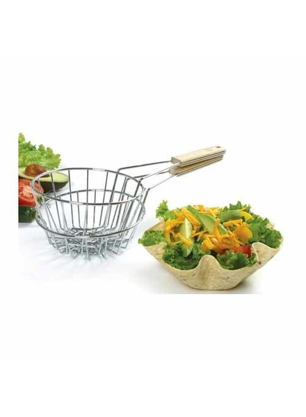 Norpro Tortilla Bowl Fryer Basket