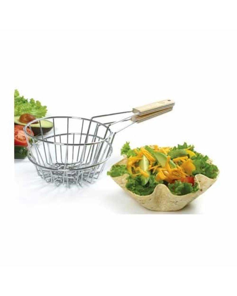 Norpro Tortilla Bowl Fryer Basket