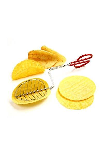 Taco Shell Fryer Tongs