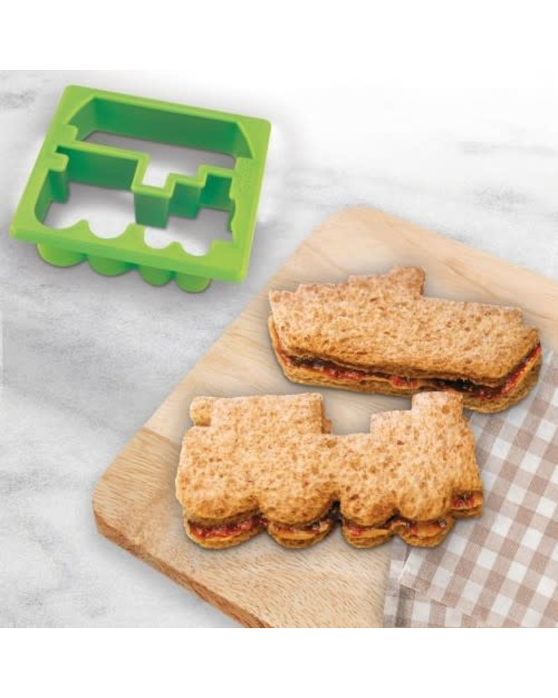 Tovolo Sandwich Shaper Train & Boat