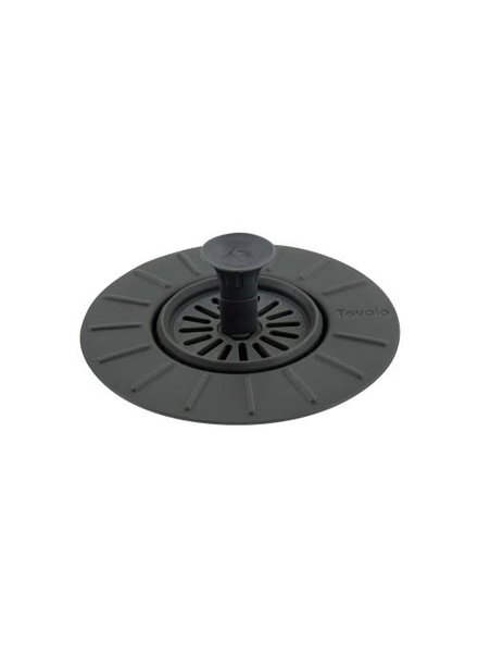 Tovolo Sink Stopper/Strainer Charcoal