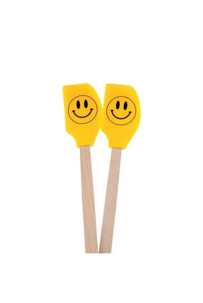 Spatulart Mini Smiley Face S/2