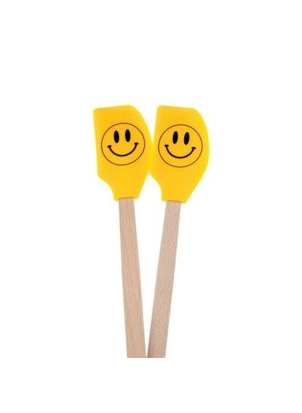 Tovolo Spatulart Mini Smiley Face S/2