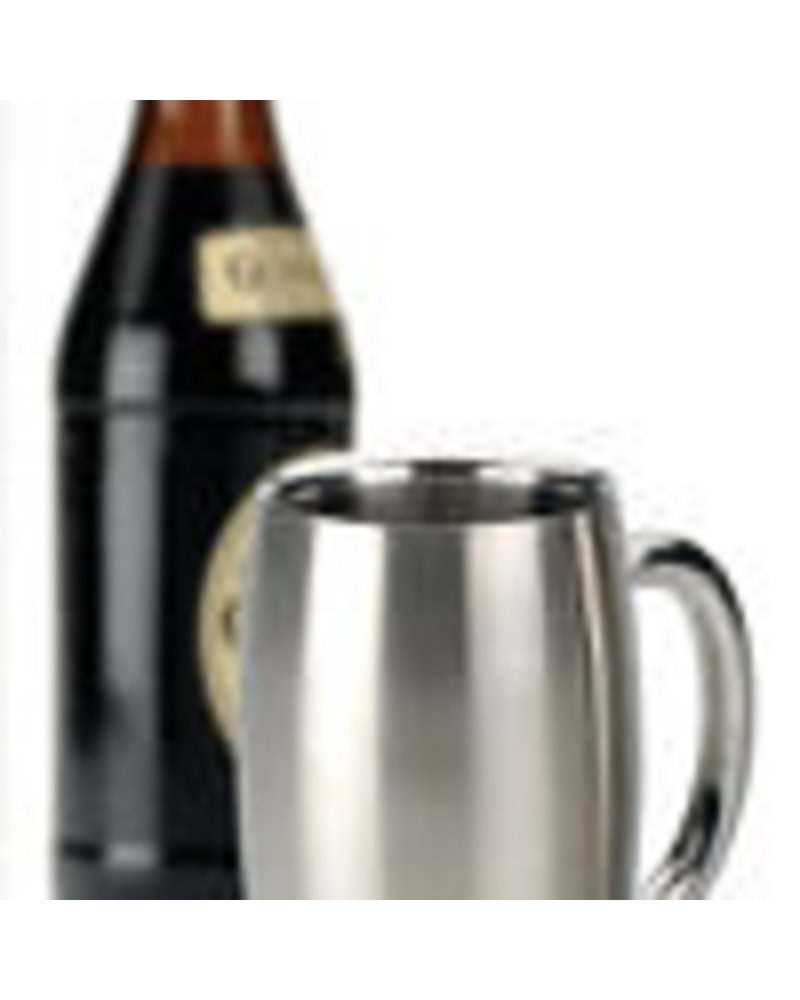 RSVP Beer Mug Dbl Wall