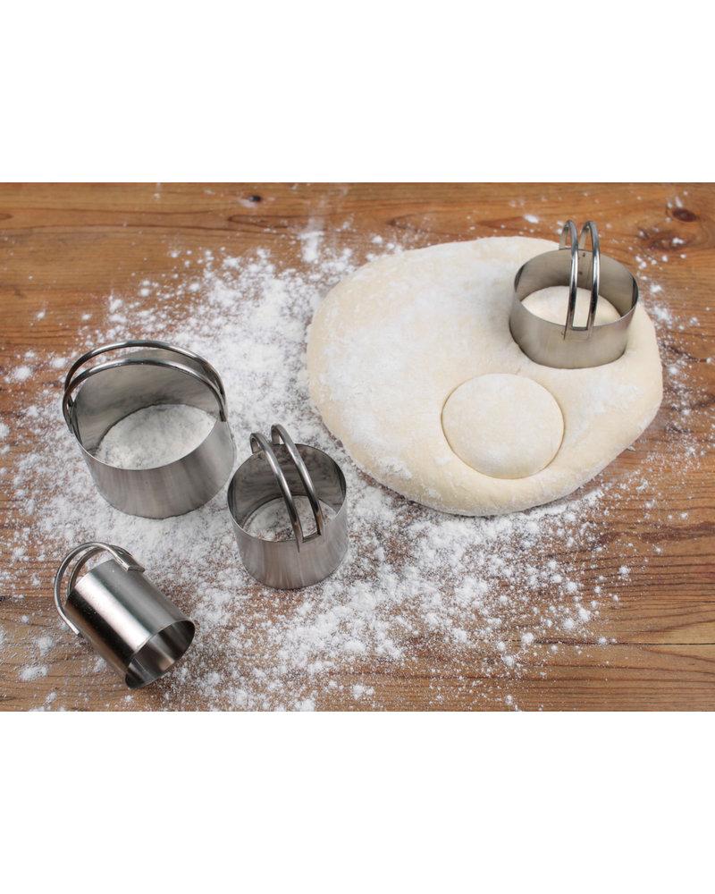 RSVP Biscuit Cutters Set/4