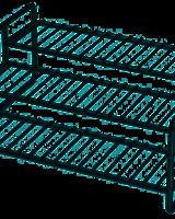 RSVP Can Rack 3-tier