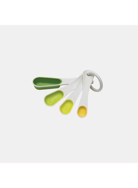 Chef'n Measure Spoons Nesting Green
