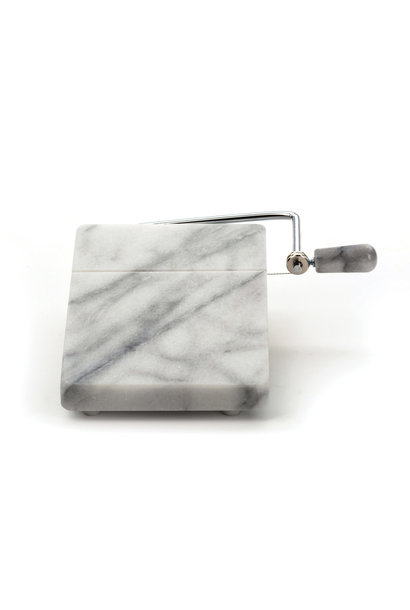 Cheese Slicer RSVP Marble Wht
