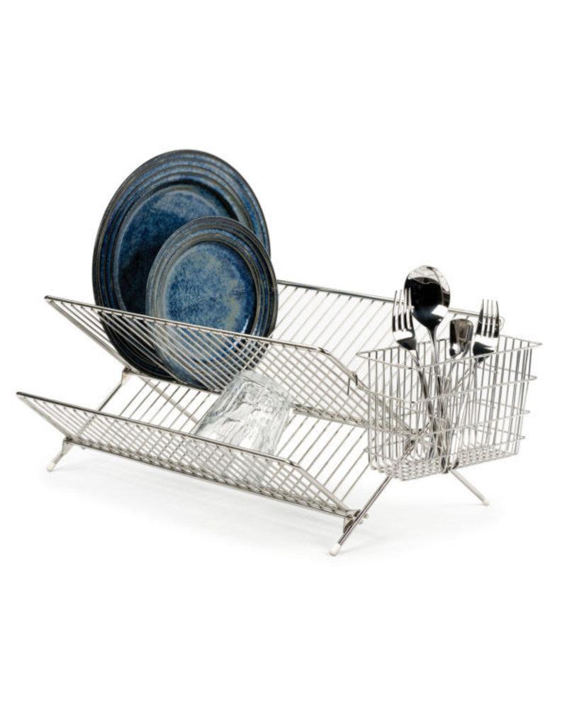 RSVP Dish Rack S/S Folding