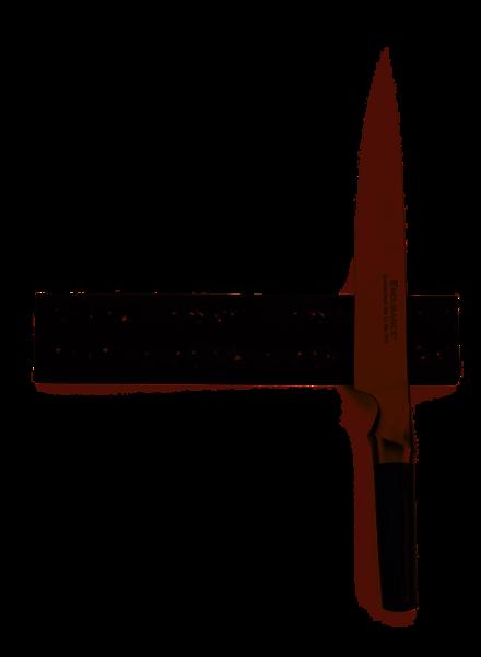 "RSVP Knife Bar Quartz 10"" Blk"