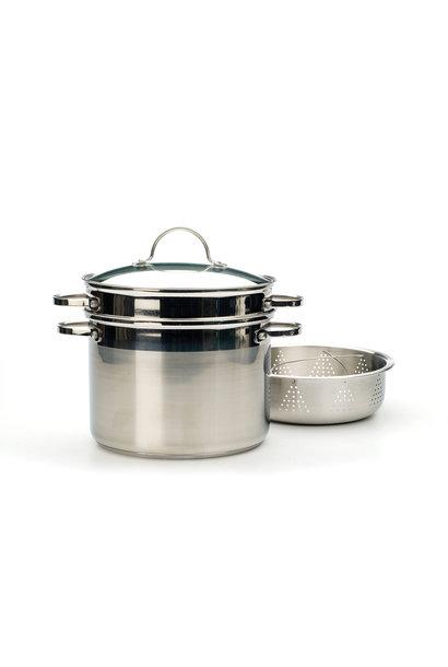 Multi Cooker 8 Qt S/S