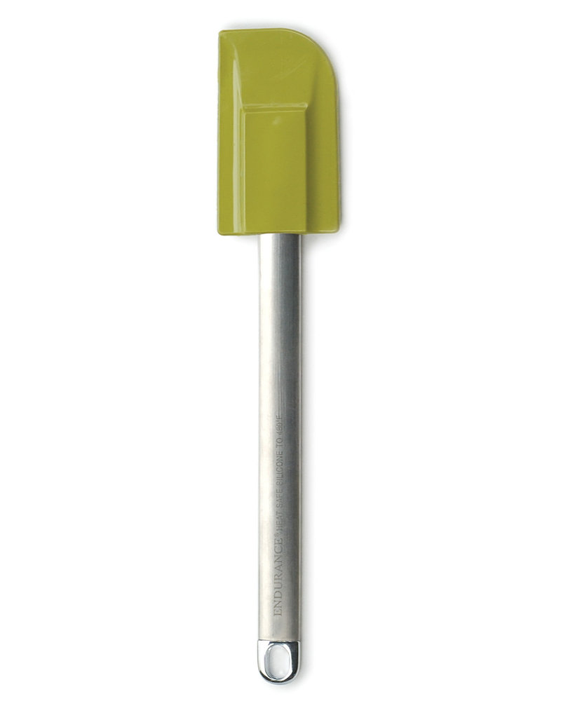 RSVP Spatula Grn Med Silicone