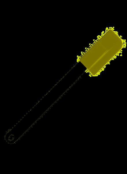 RSVP Spatula Grn Small Silicone