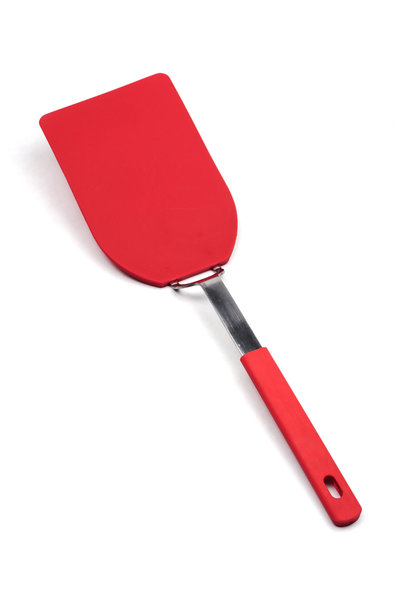 Spatula Red Lrg Flexilbe