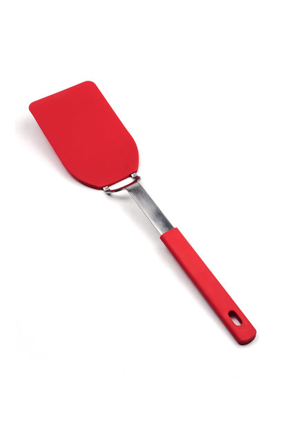 Spatula Red Med Flexible