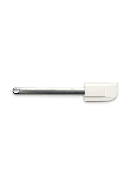 RSVP Spatula White Med Silicone