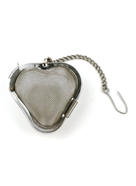 RSVP Tea Infuser Heart 2''