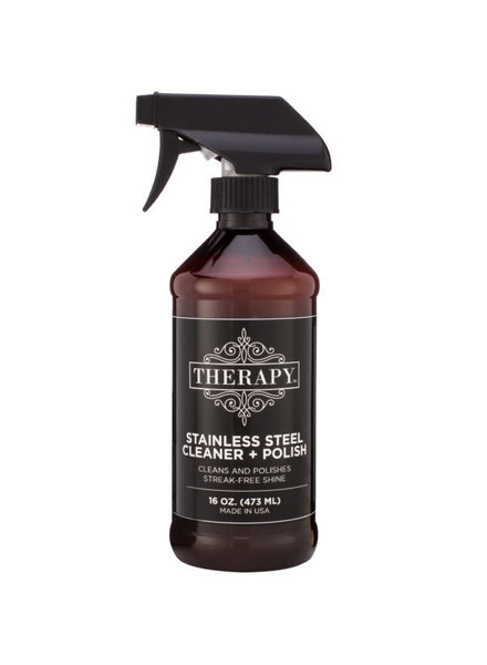 RSVP Therapy Cleaner Stainless
