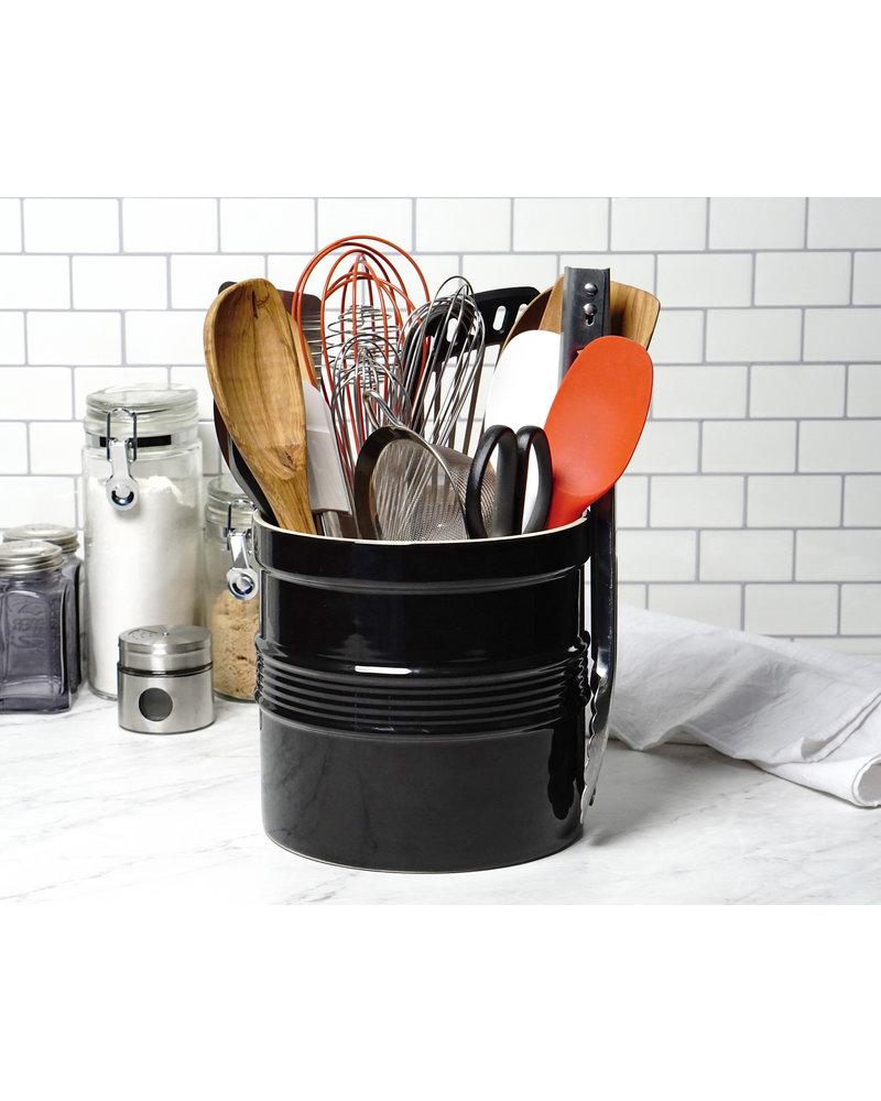RSVP Tool Crock XL Black