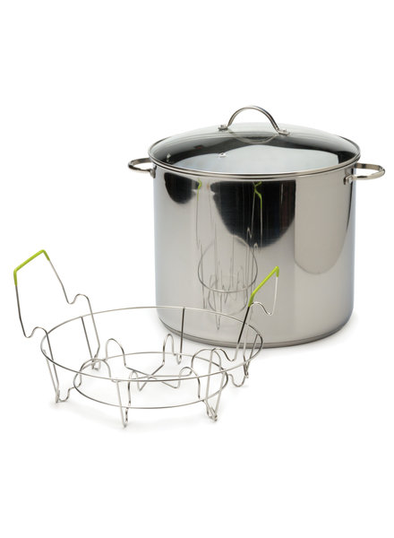 RSVP Water Bath Canner 20 QT S/S***