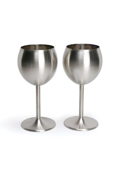 Wine Glass S/S Set/2