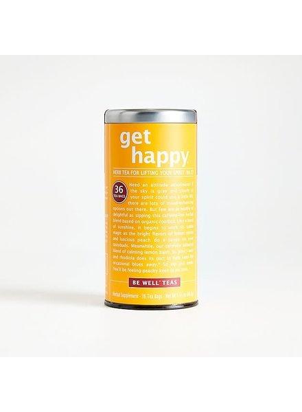 Republic of Tea BE WELL Get Happy