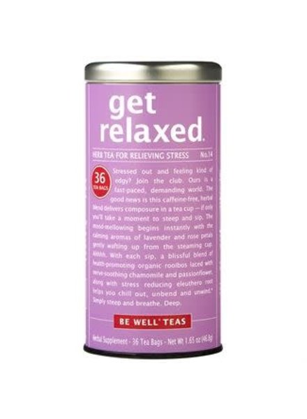 Republic of Tea Be Well Tea Get Relaxed