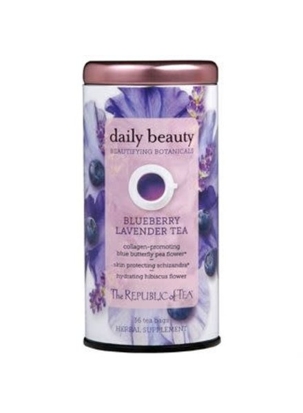 Republic of Tea Beauty Tea Daily Beauty