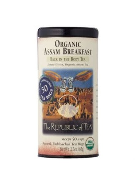 Republic of Tea Black Tea Assam Breakfast