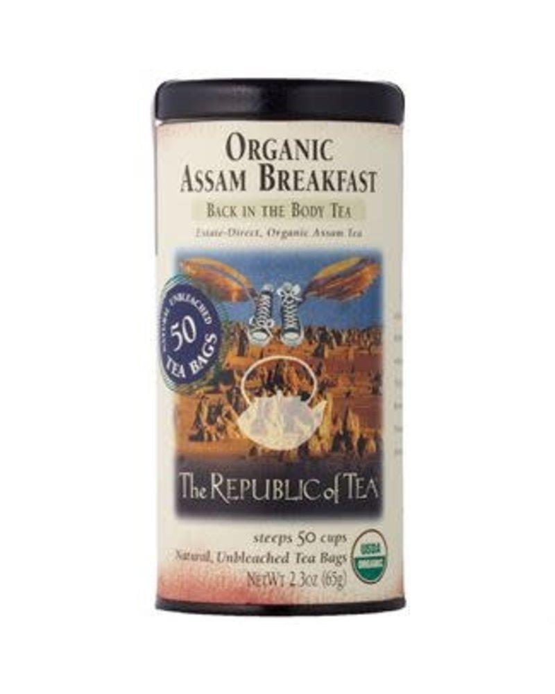 Republic of Tea Black Tea Assam Breakfast