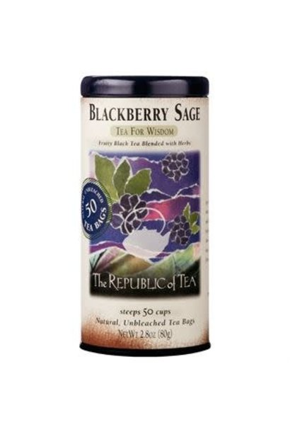 Black Tea Blackberry Sage
