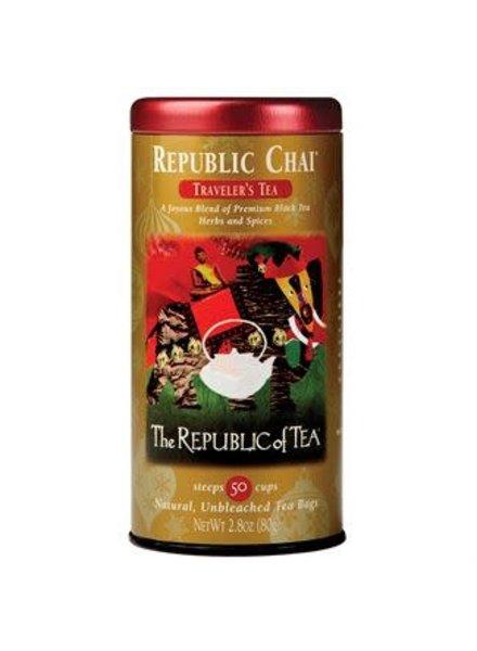Republic of Tea Black Tea Republic Chai