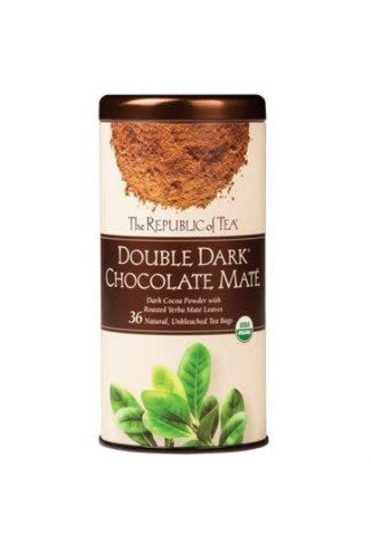Double Tea Dark Chocolate Mate